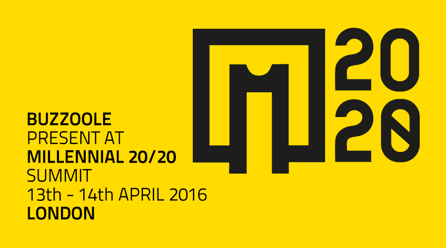 Buzzoole selected by the Unilever Foundry to participate in Millennial 20/20 in London