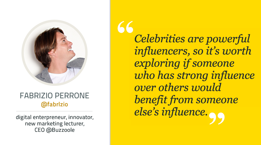 Is Influencer Marketing Beneficial For Celebrities?