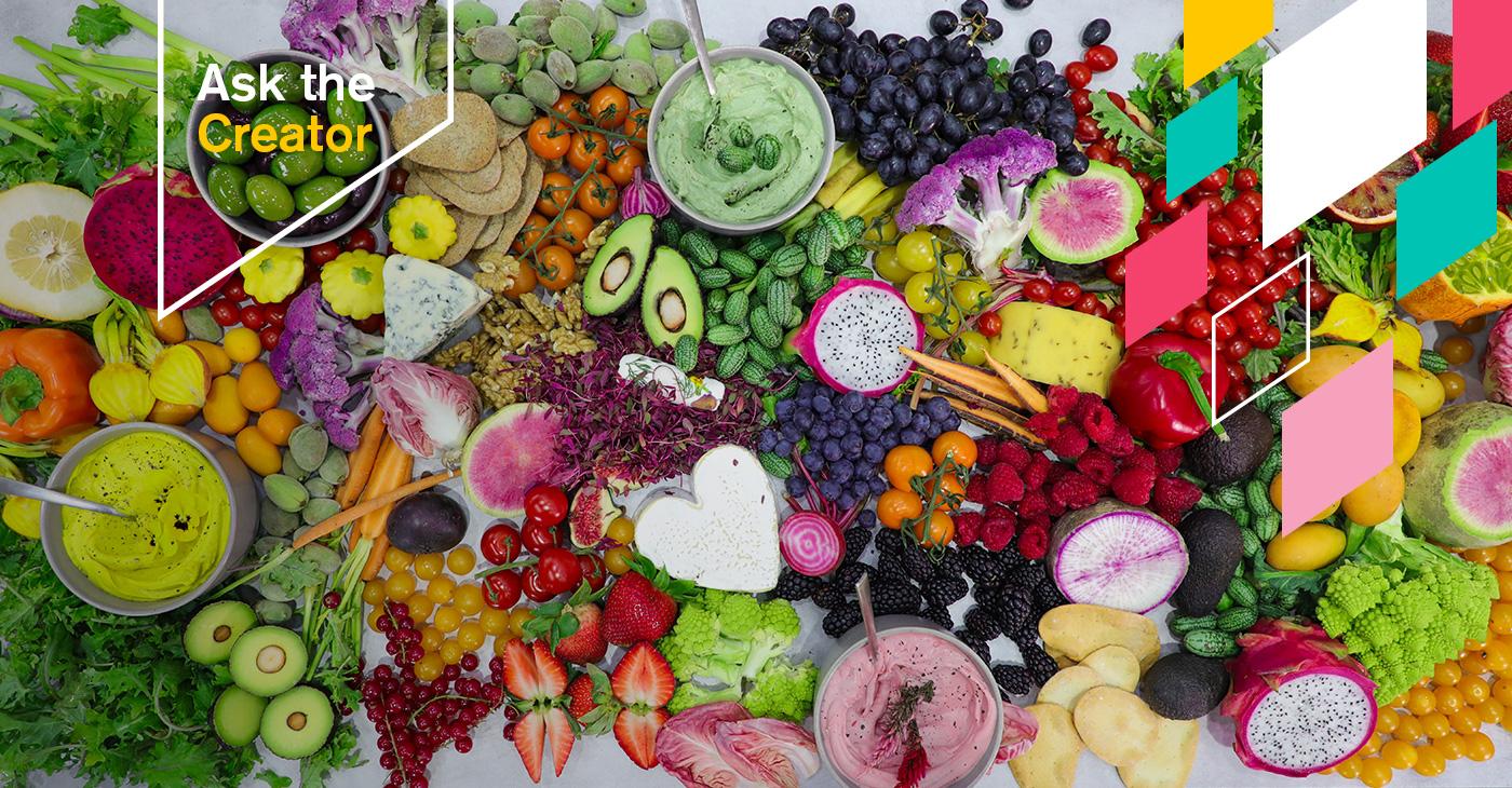 How a Maths Teacher Became a Successful Foodie Creator