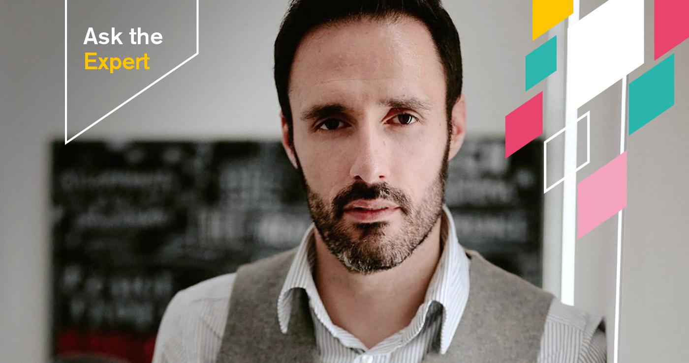 Ask The Expert: Matteo Pogliani