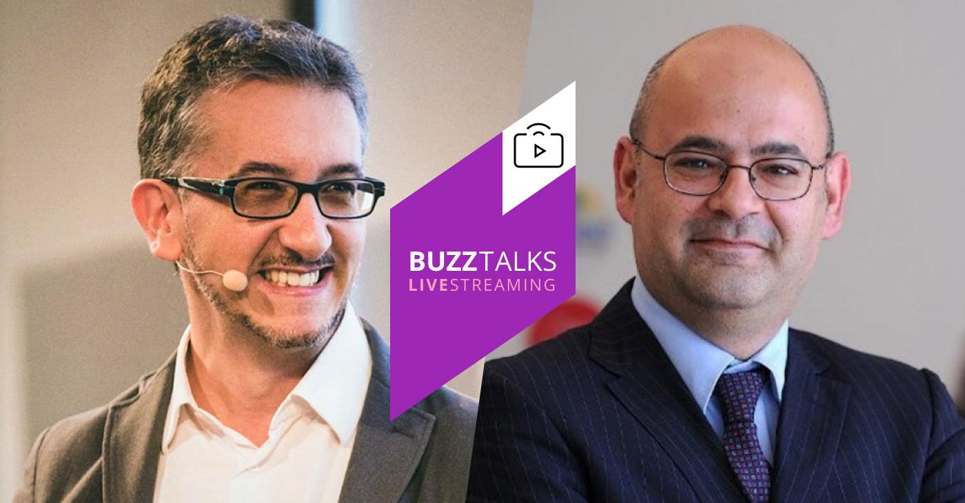 Buzztalks con Stefano Chiarazzo e Renato Sciarrillo
