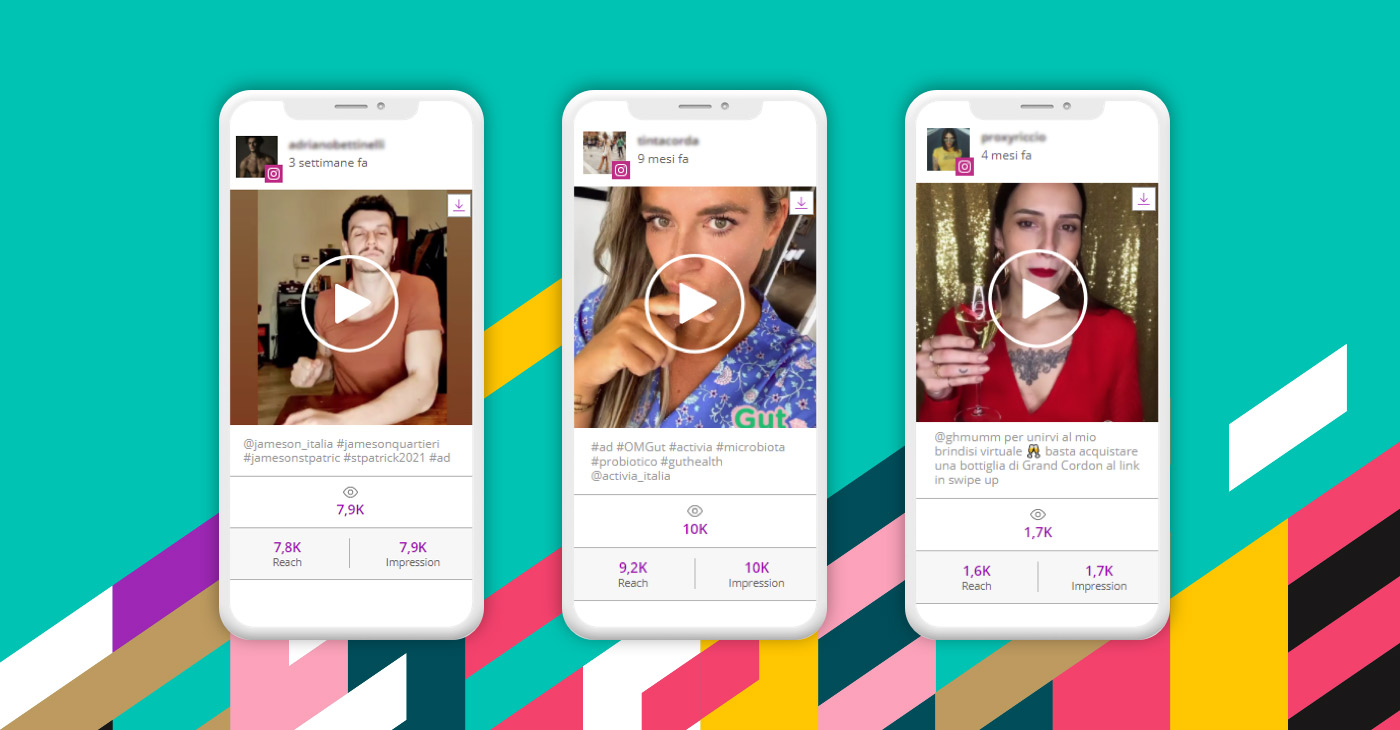 Monitorare le Instagram Stories con Buzzoole Tracker