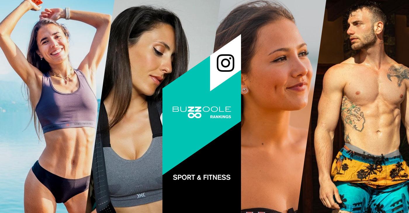 I migliori sport e fitness influencer italiani su Instagram